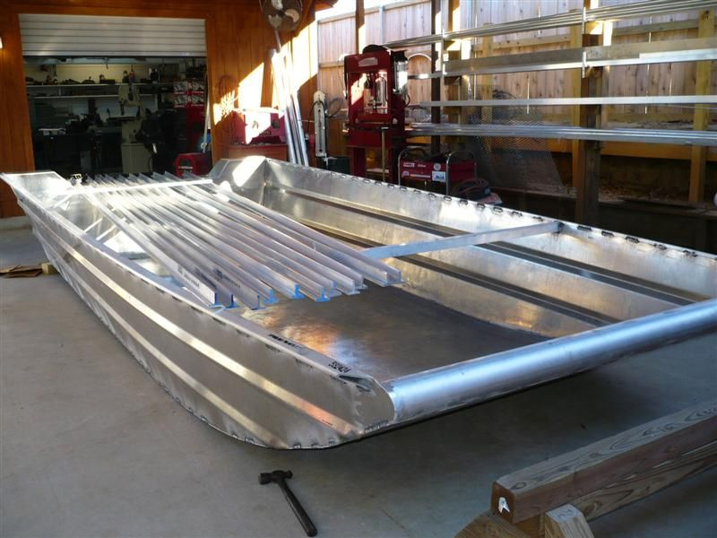 aluminum airboat plans - Google zoeken | Boat building ...