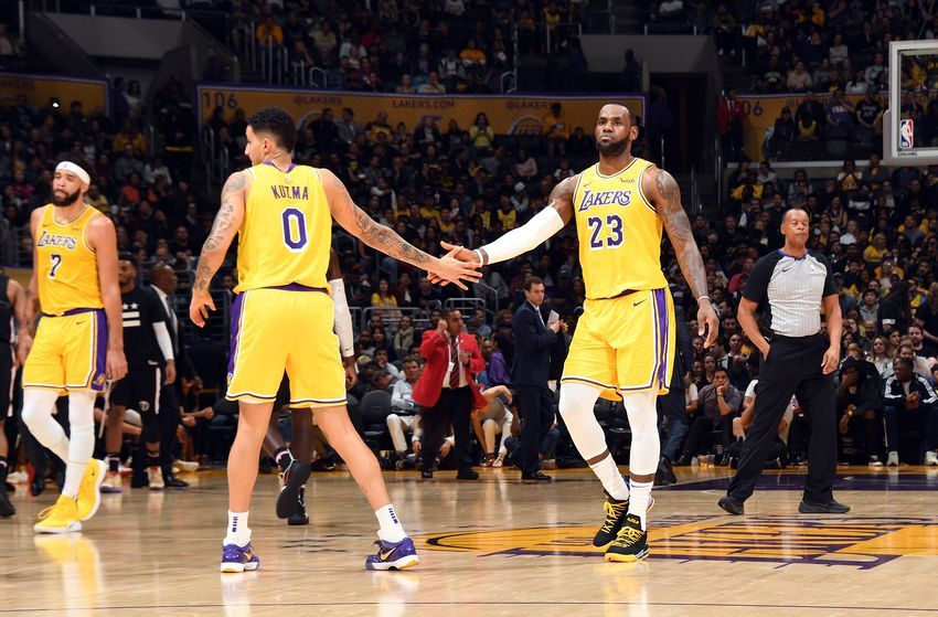 Los Angeles Lakers 3 Biggest Questions For 2019 20 Season Nba Lakeshow Funny Basketball Memes Los Angeles Lakers Lakers