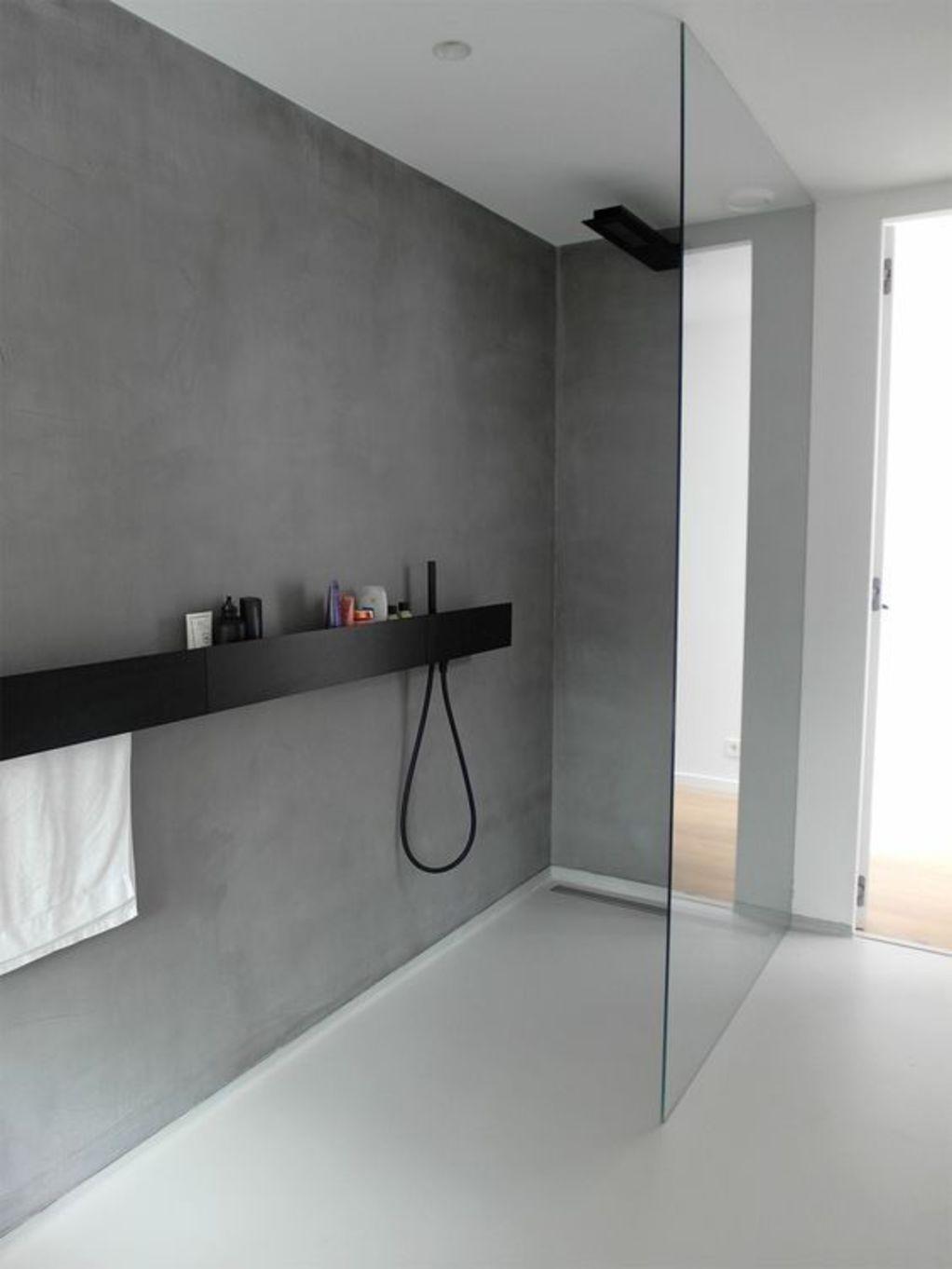 Minimal Interior Design Inspiration Glas Badezimmer Badezimmer Und Armaturen Bad