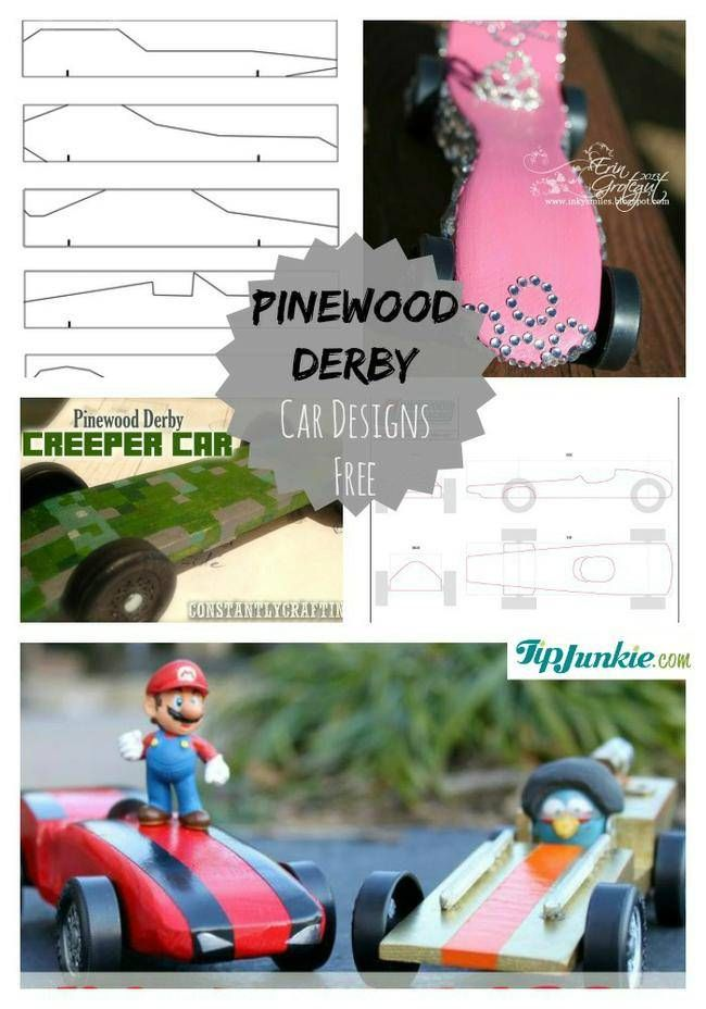 22 Pinewood Derby Ideas, Tips and Tutorials
