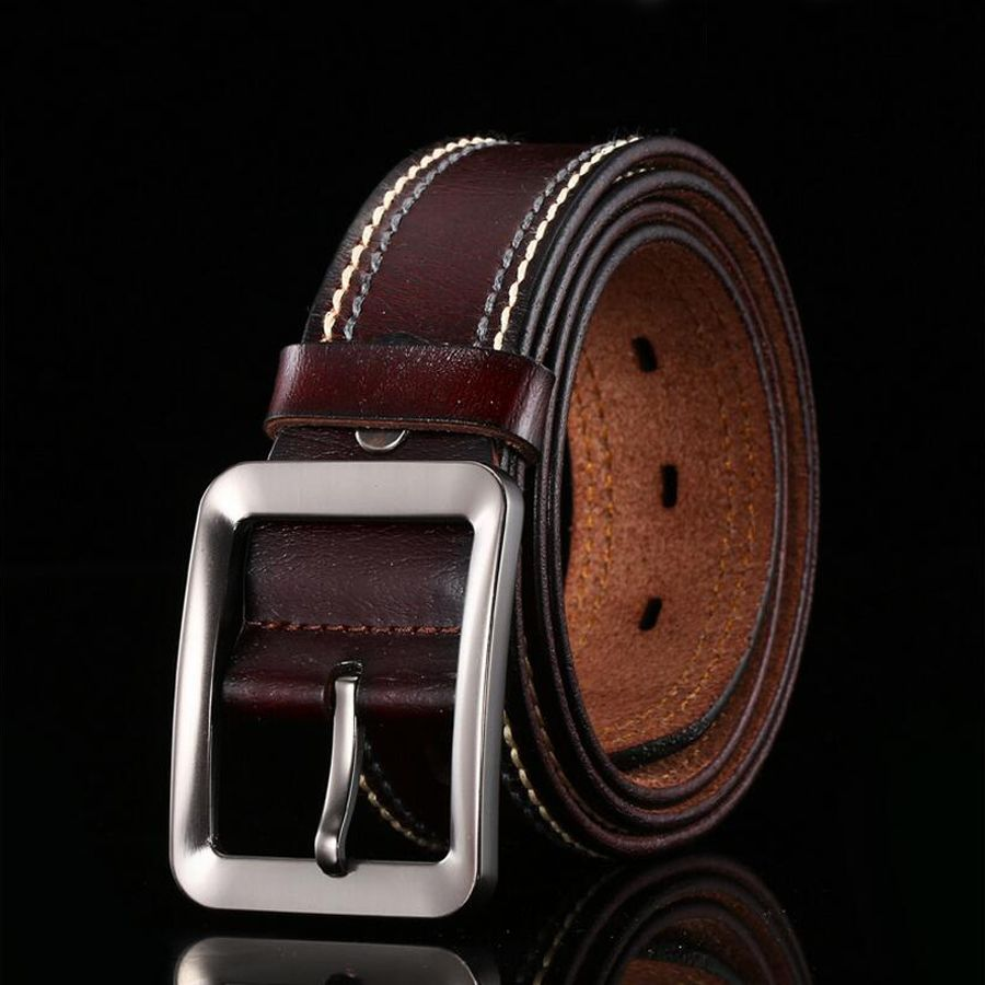 036222f2a07 Fashion men brand belt 2017 male genuine leather belt male strap waistband  for men new arrival