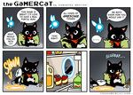 GaMERCaT - Sloth Science by *celesse on deviantART