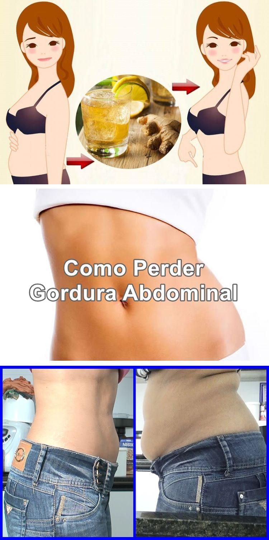 Como Eliminar Gordura Abdominal E Secar A Barriga Em 1 Semana