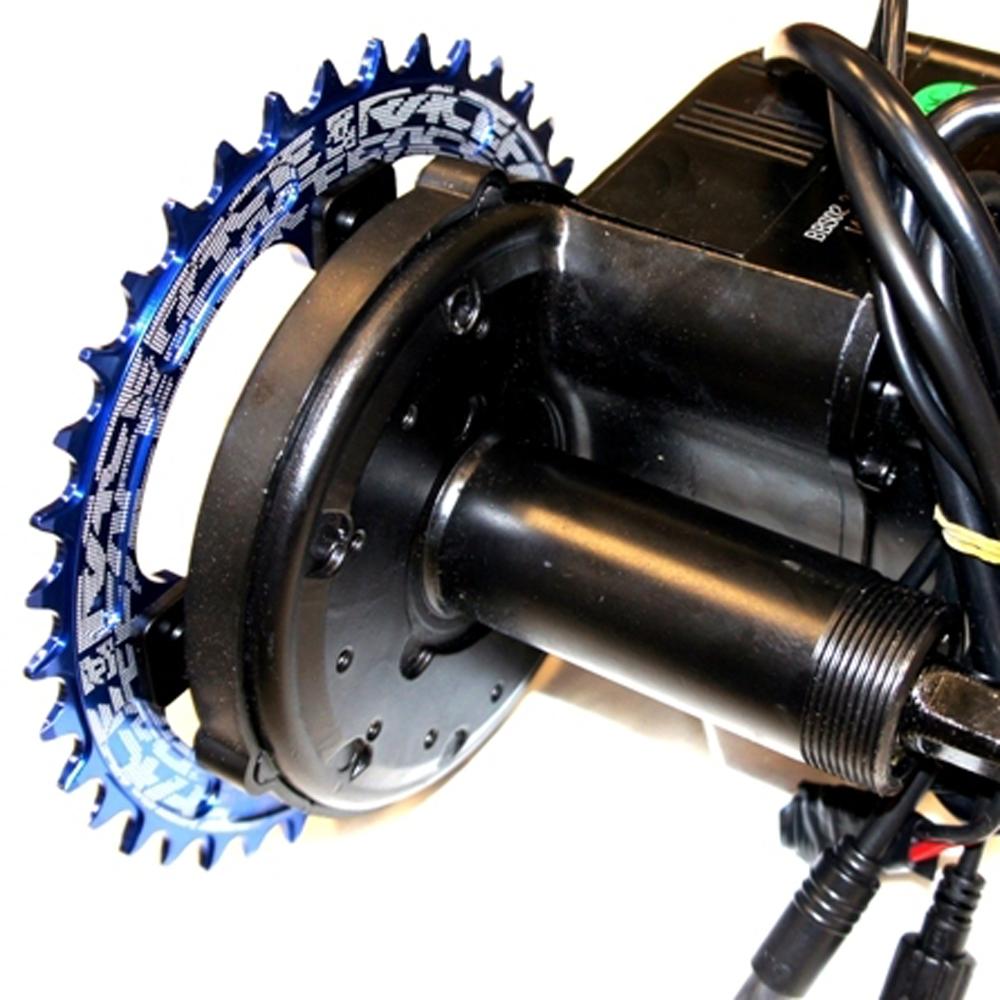 Electric Motor Kits For Push Bikes: Bafang Mid-Drive E-Bike Kit