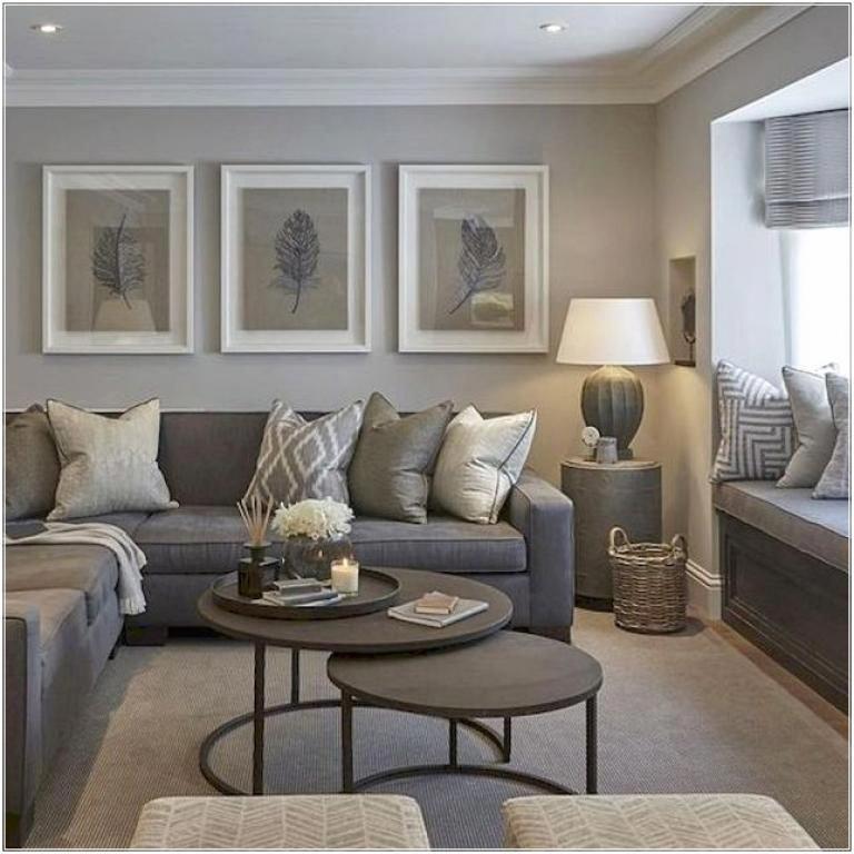 40 THE BEAUTIFUL LIVING ROOM DESIGN IDEAS Small Living Room Design