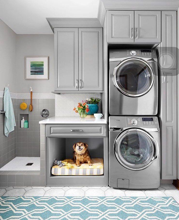 Multi-purpose Room: Laundry Room, Pet Spa