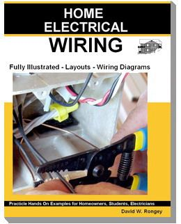 home electrical wiring ebook shows how to wire it right! | electrical wiring,  home electrical wiring, house wiring  pinterest