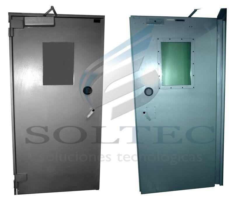 Cerraduras de seguridad para puertas blindadas