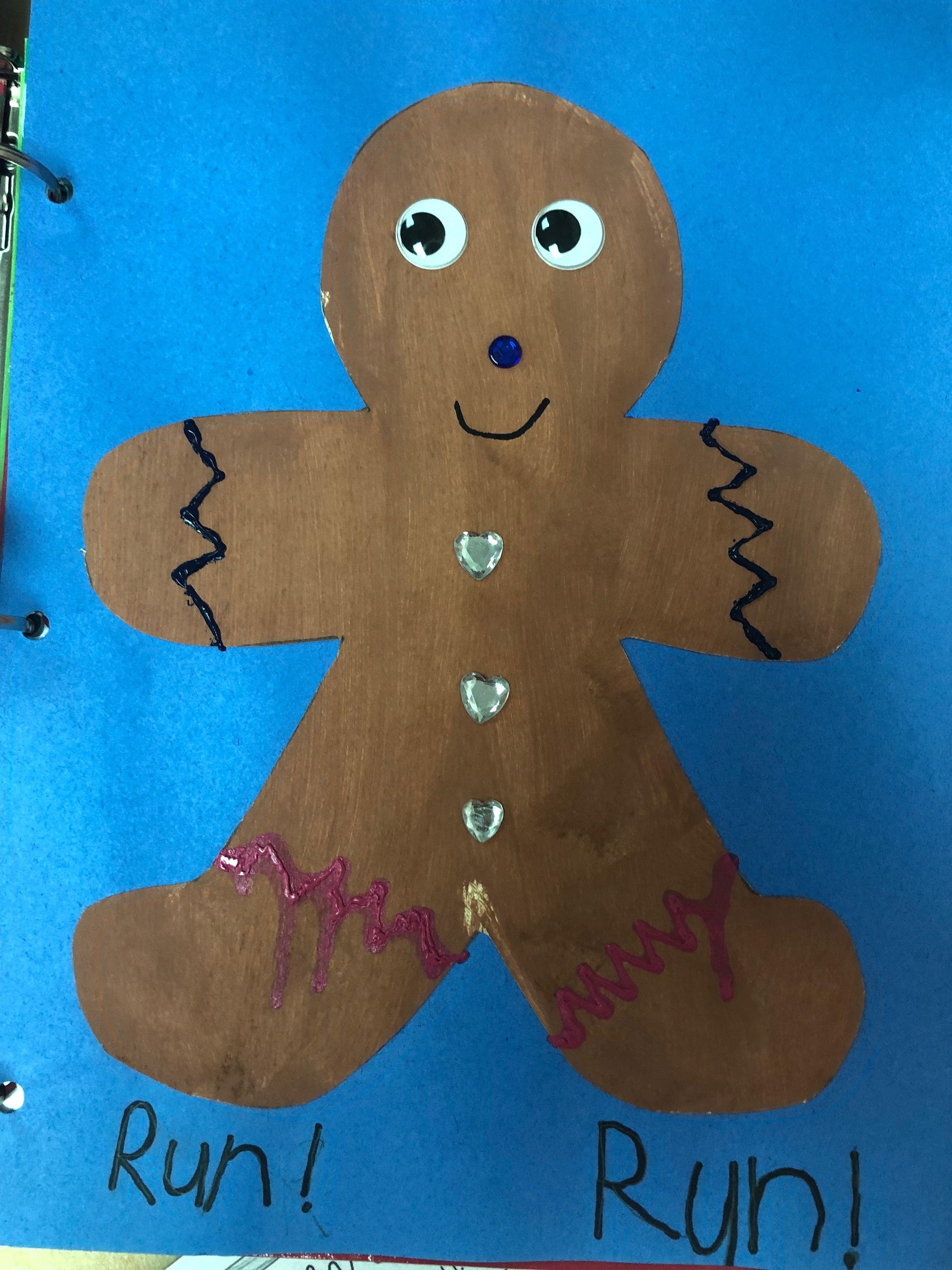Pin By Tammy Brearley On Preschool Gingerbread Theme