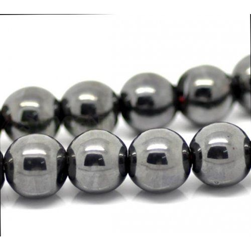Black Howlite 10mm Skull Dyed Beads Lot of 20 Pieces Per Order Day of the Dead