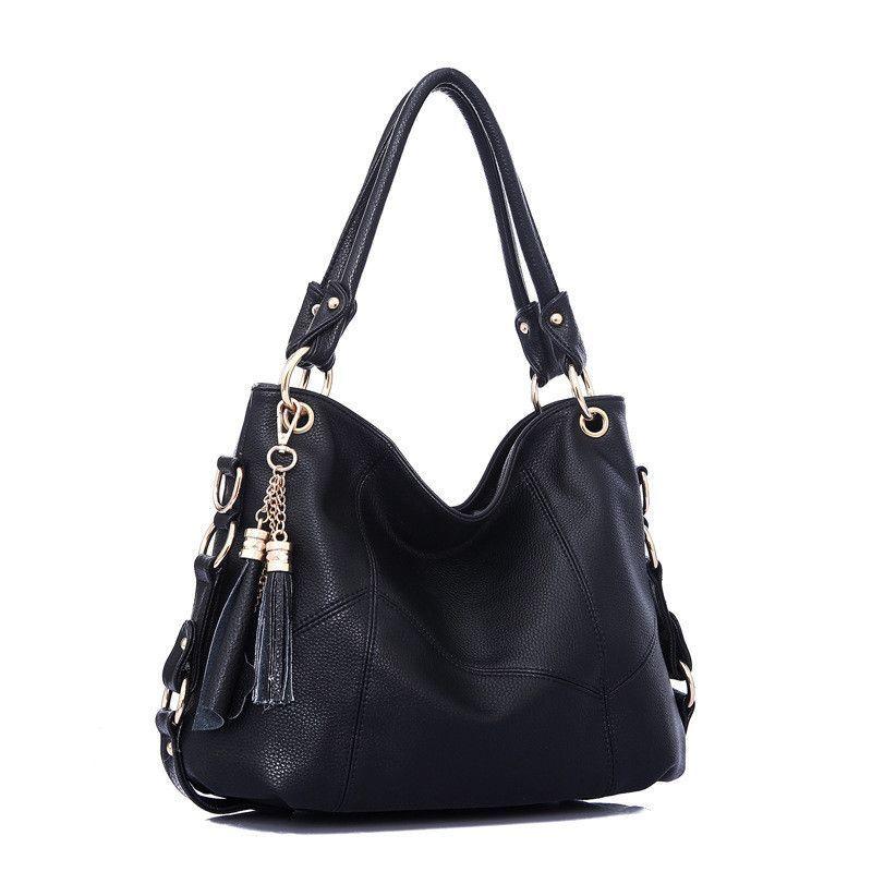 Women's Designer Fashion Tote Shoulder Bag