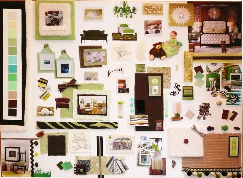 Fashion Mood Board Examples Great idea for decorating - board memo template