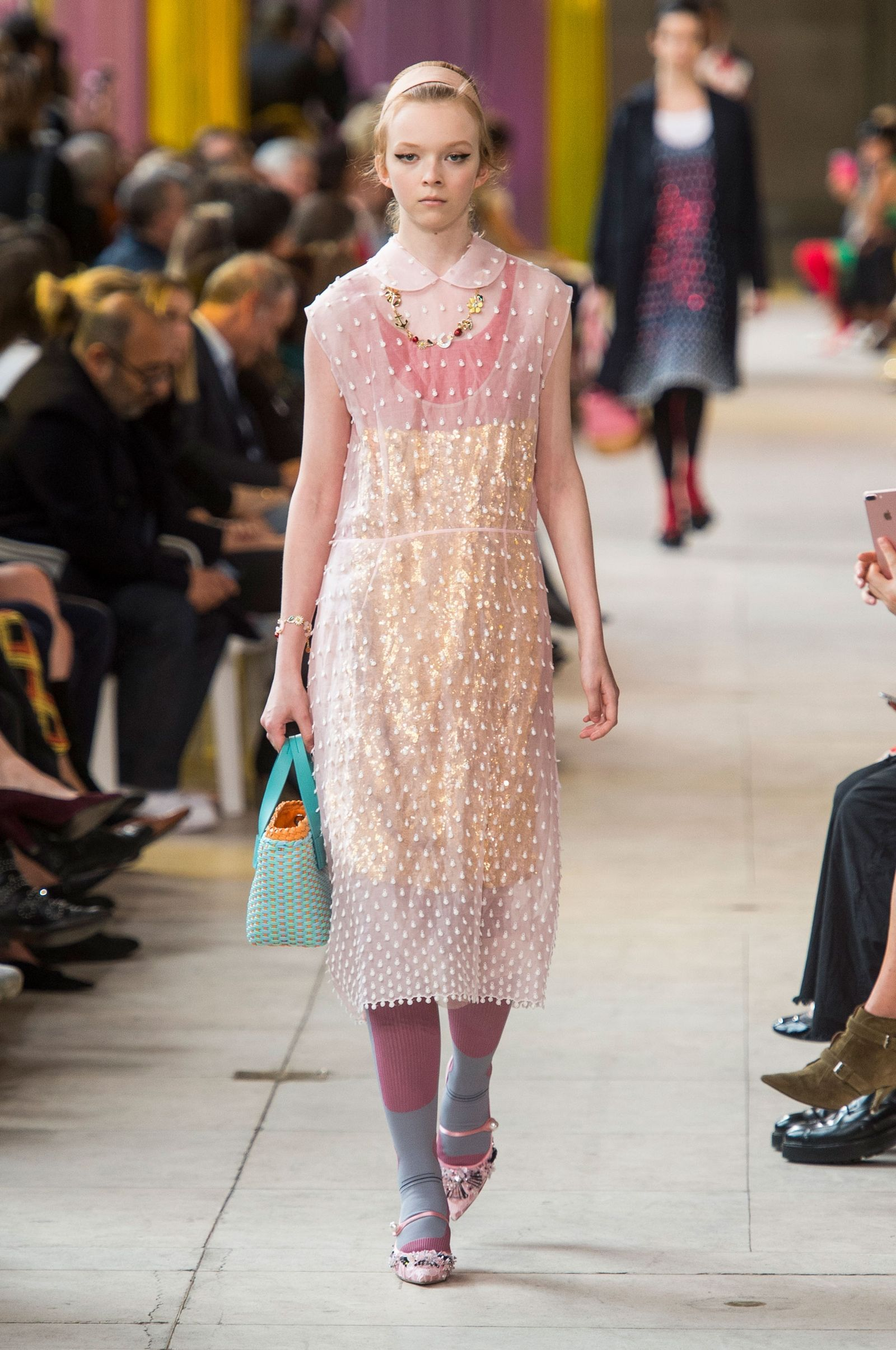7b450e6d9bf All the Looks From Miu Miu Spring Summer 2018