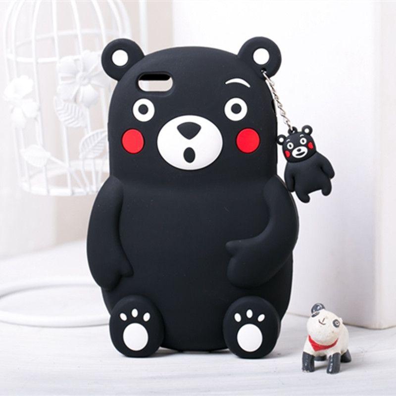 coque iphone 7 plus silicone animal