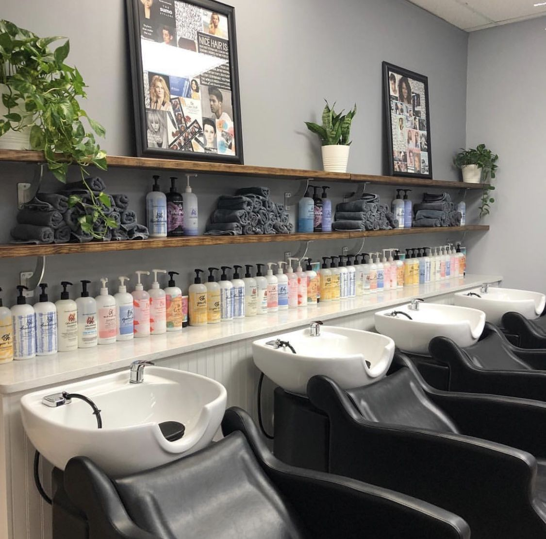 Recline Relax And Restore On The Avant Backwash Systems At West Coast Hair Design In Jacksonvill With Images Salon Suites Decor Hair Salon Interior Salon Interior Design