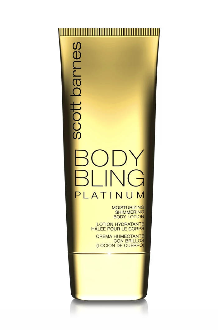 Body Bling Platinum in 2020 Shimmer body lotion
