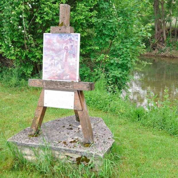 Espace Renoir Essoyes: duik in het leven van de Franse schilder via @travelvalley