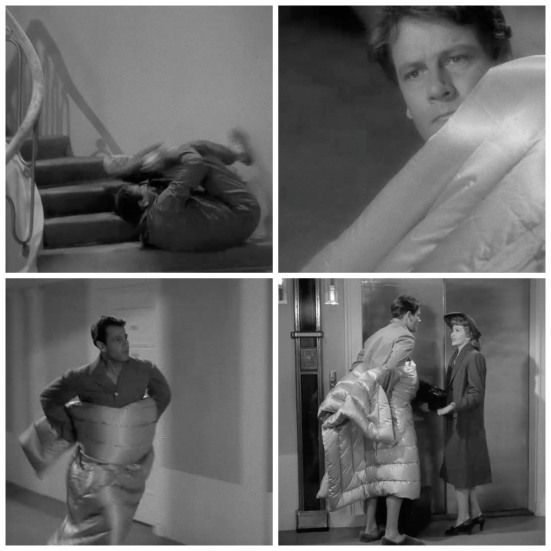 The Palm Beach Story: Joel McCrea and Claudette Colbert