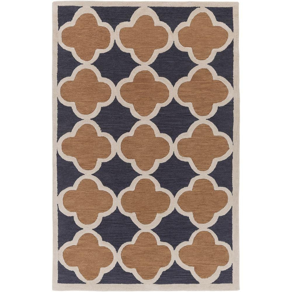 Artistic Weavers Holden Maisie Rust Red 8 Ft X 10 Ft Indoor Area Rug Area Rug Collections Area Rugs Rugs