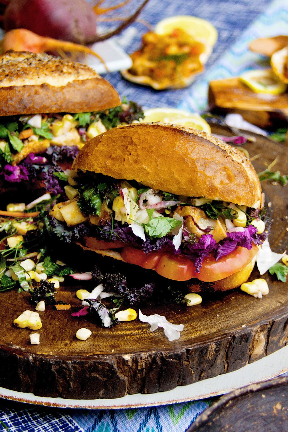 a lakeside classic grilled on a backyard classic get the recipe
