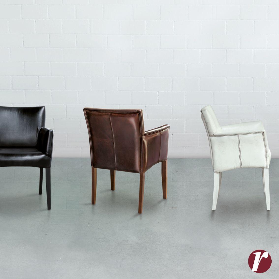 Sedia Con Braccioli Fattore Funzionale In Casa E In Ufficio Design Che Si Sviluppa In 9 Colori Di Pelle Di Arredamento Idea Di Decorazione Arredamento Casa