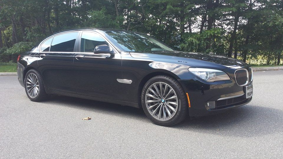 2011 BMW 750 Li Huper Optik Xtreme 20 Bmw, Tinted