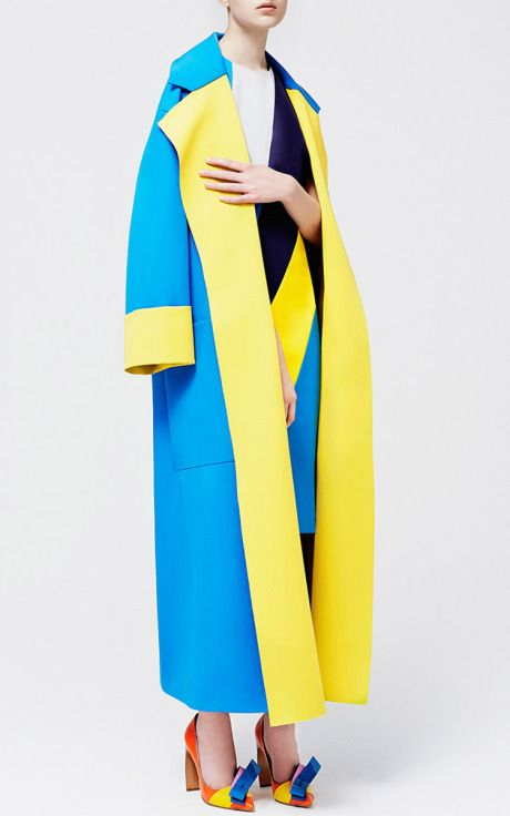 ROKSANDA Resort 2015 Trunkshow Look 4 on Moda Operandi