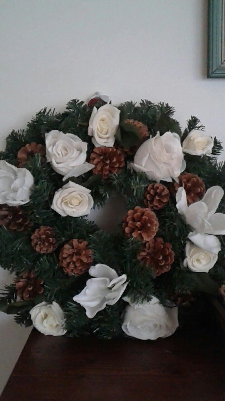 Photo of Ghirlanda natalizia naturale