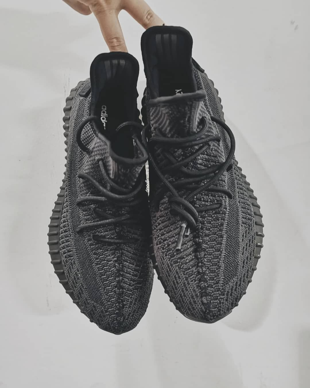 c0c4139cec8 UPDATE: The All-Black adidas YEEZY BOOST 350 V2 Could Be Releasing ...