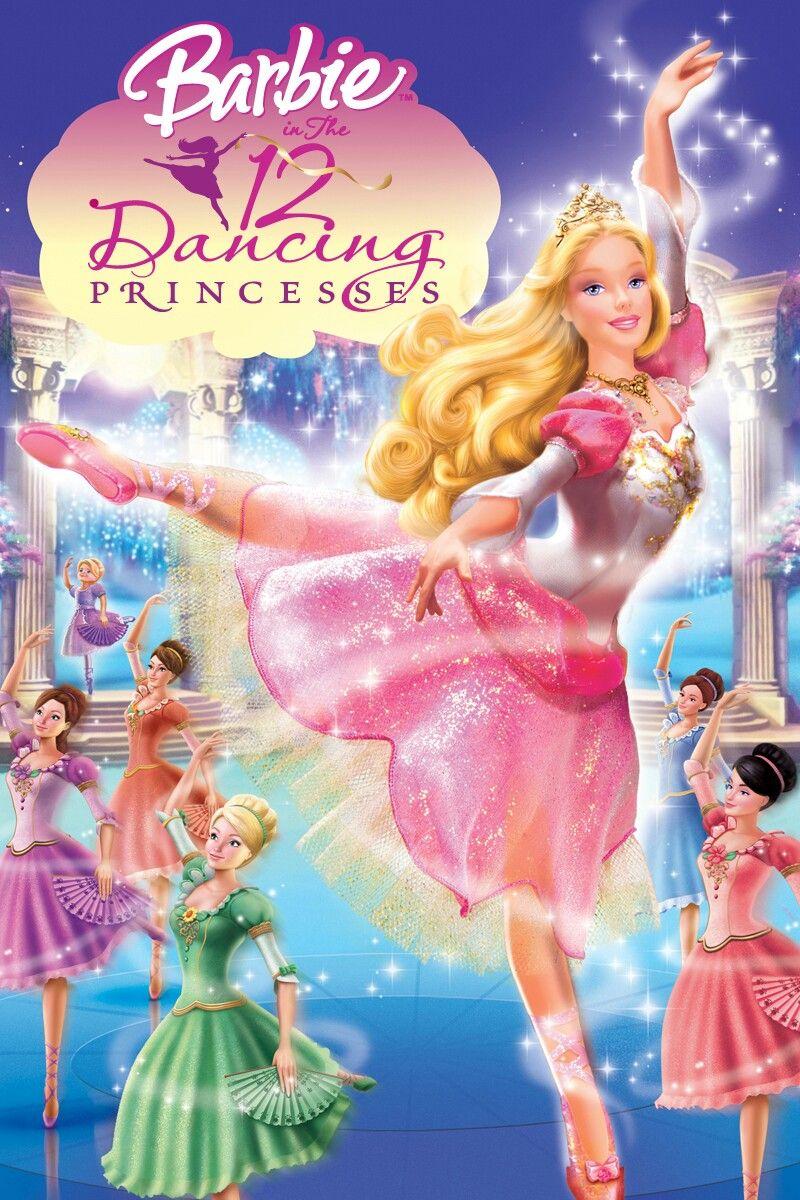 Barbie in the 12 dancing princesses movie 2006 en 2020
