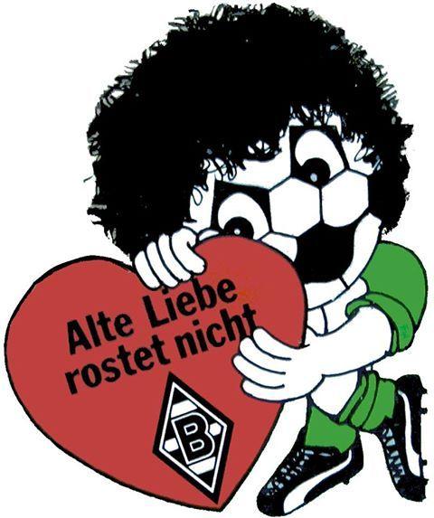 Bumsi Fruher Borussia Monchengladbach Borussia Monchengladbach Vfl Borussia Monchengladbach Borussia