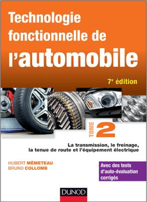Livre Technologie Fonctionnelle De L Automobile Tome 2 Pdf Cours D Electromecanique In 2021 Automobile Engineering Technology Engineering