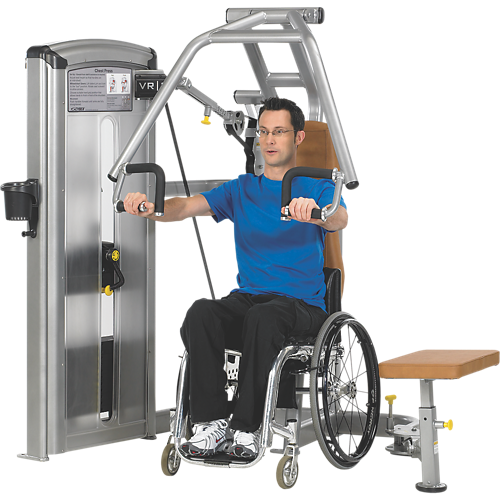 Fitness advice and healthy exercises for wheelchair users