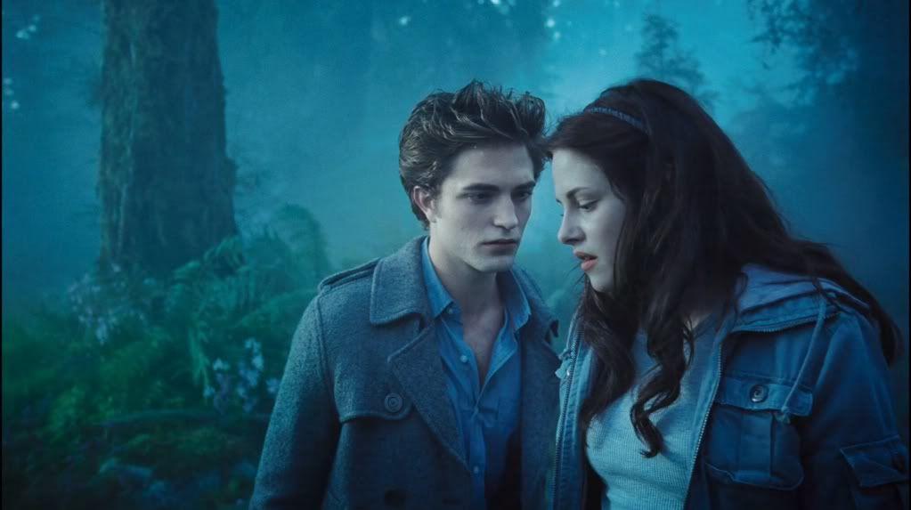 Edward Cullen dating