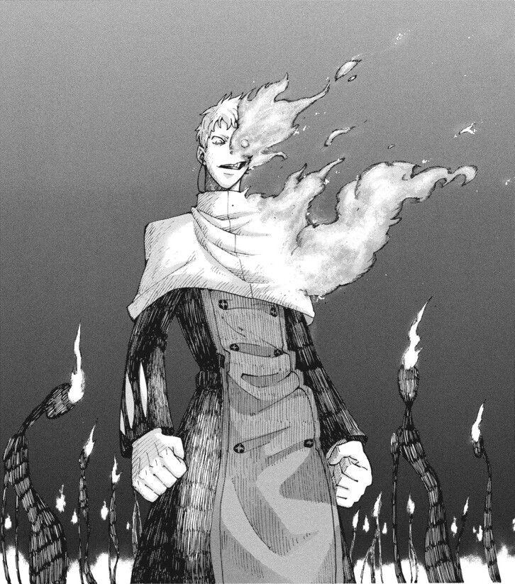 Justin Law Demon Madness Soul Eater Soul Eater Manga Soul
