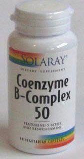 Solaray methyl b complex