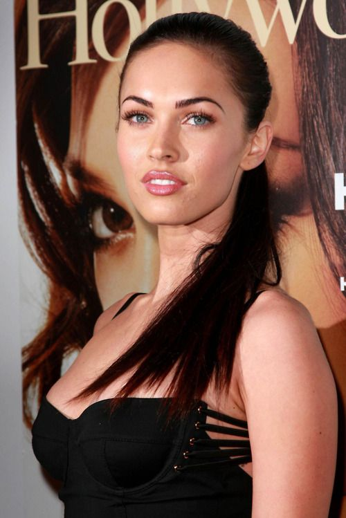 Megan Fox Men And Woman Pinterest Foxes Eyebrow And Thick