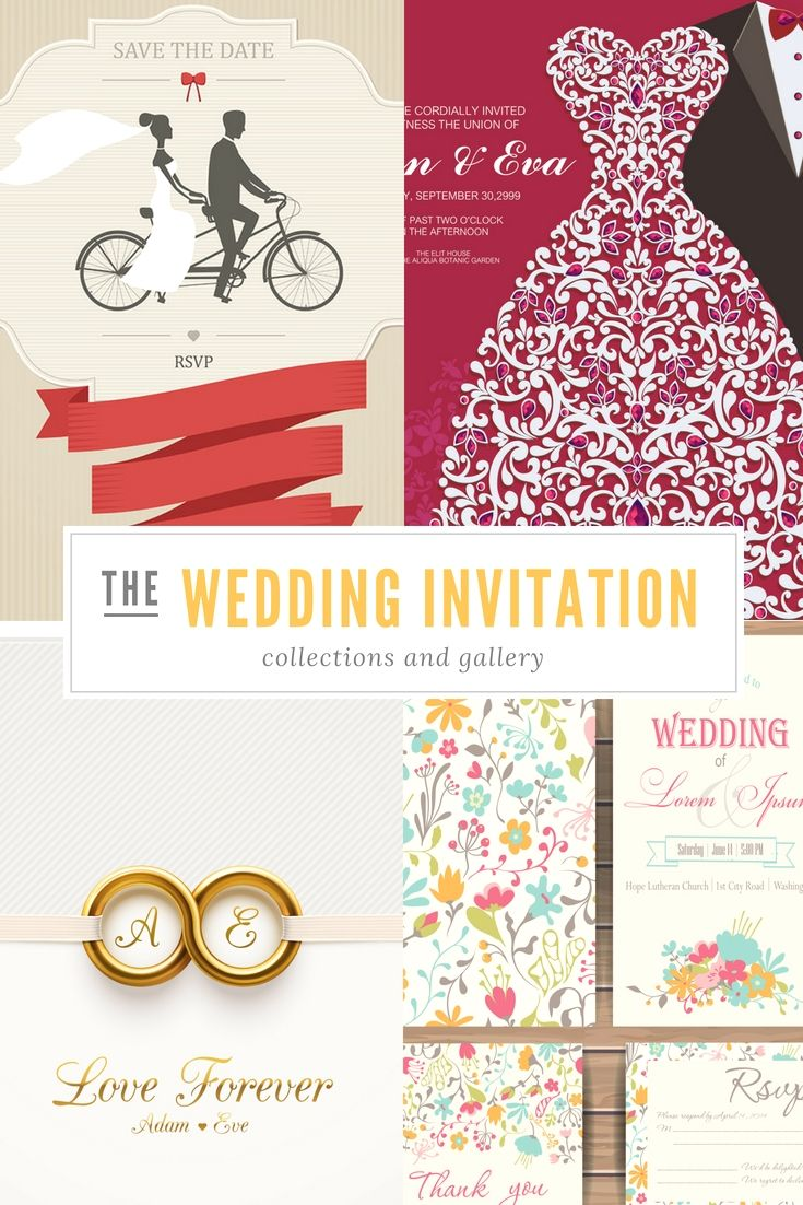 Advanced Wedding Invitations Template Online For Your Personal Great ...