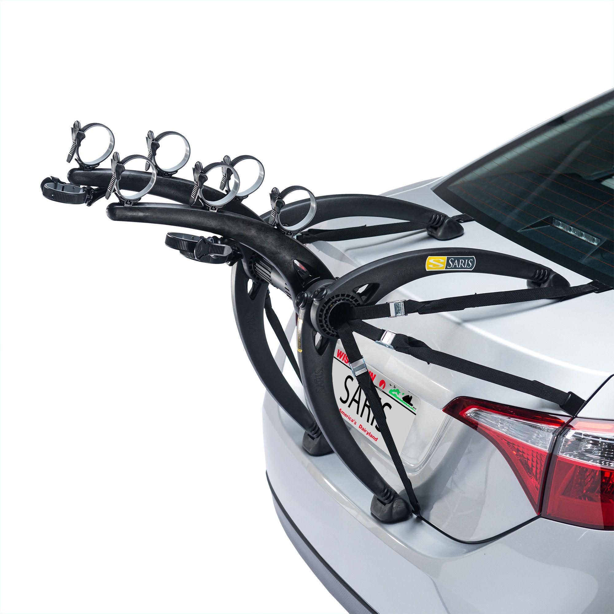 This Saris Bones 3 Bike Trunk #Bike #Rack Has A Unique