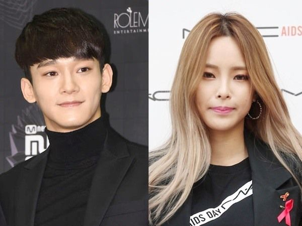 EXOu0027s Chen to collaborate with Heize Koogle TV K-POP - team 7 küchen