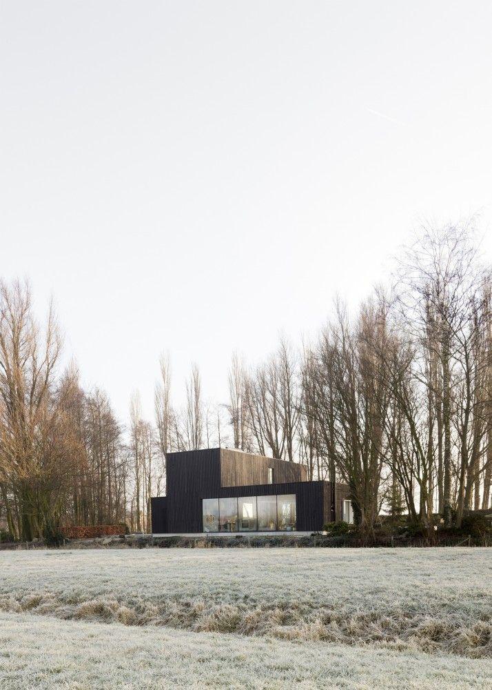 Huize Looveld / Studio Puisto Architects + Bas van Bolderen Architectuur: