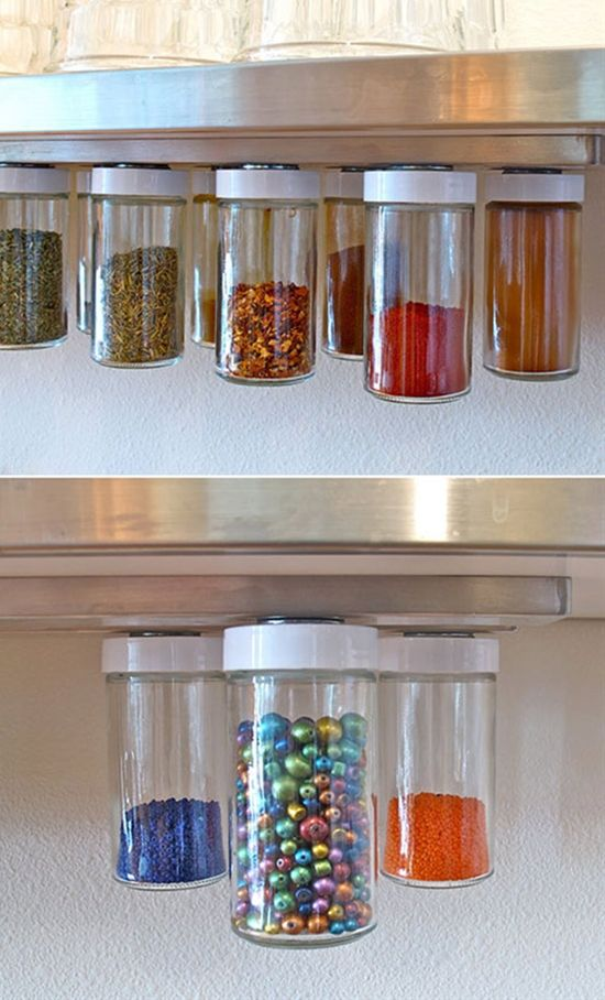6 DIY Ideas To Better Organize Your Kitchen | Diy kitchen ...
