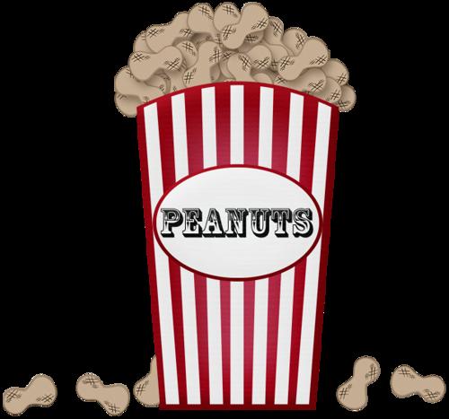 aw_circus_peanuts.png | Digi Art - Circus | Pinterest ...