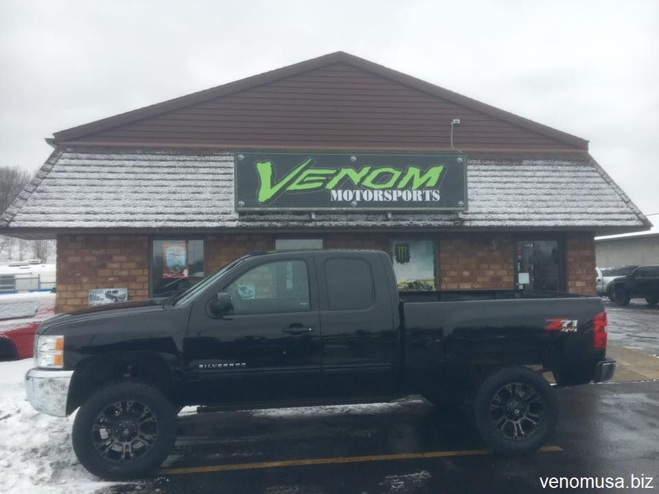 2013 Chevy 1500 With 6 Superlift Amp Powersteps Weathertech