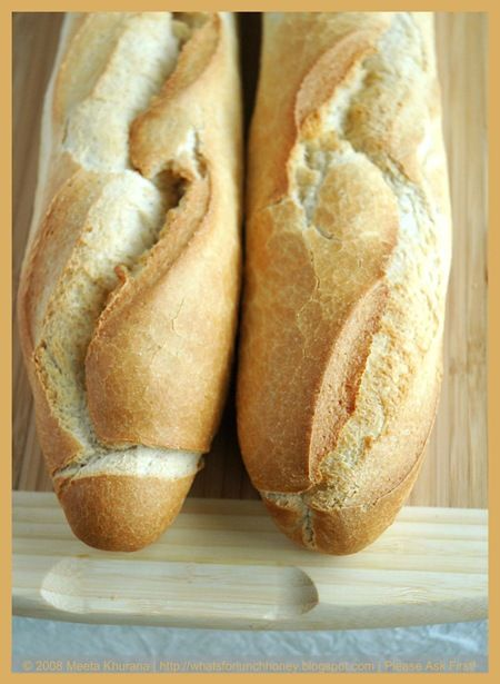 Conquering French Bread | French bread, Bread, No yeast bread