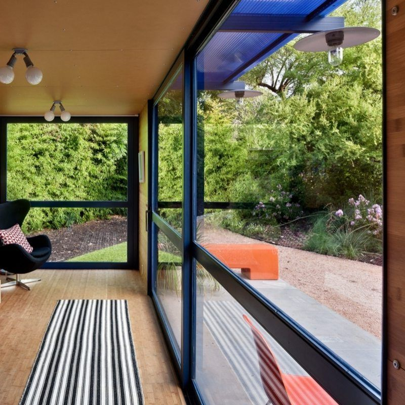 SHIPPING CONTAINER GUEST HOUSE THE CASA CLUB Container