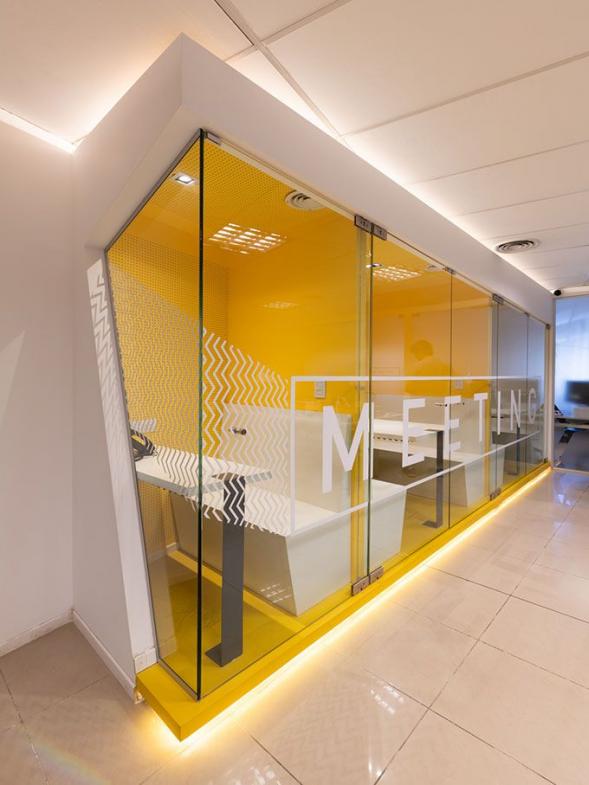 Photo of Ascentio Technologies Office von Baremberg Bass Estudio de Arquitectura #recreati …
