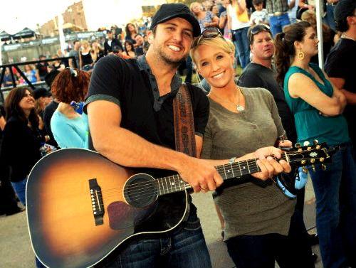 Luke and Caroline
