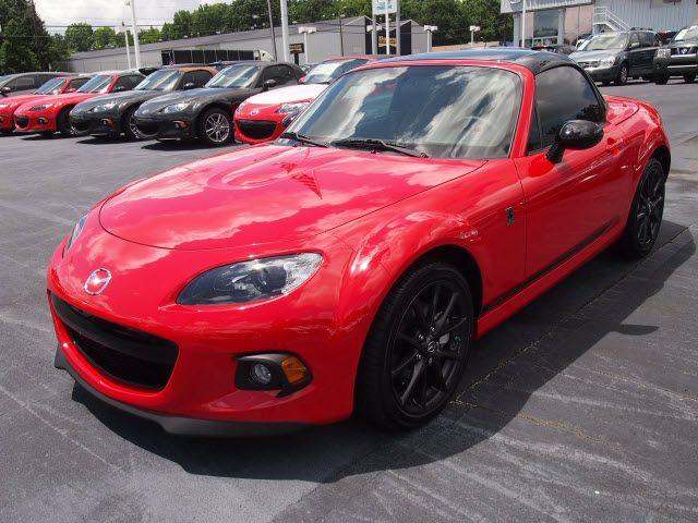 New 2013 Mazda Mx 5 Miata For Sale Charlotte Nc Mazda Mx5 Miata Mazda Mazda Mx5