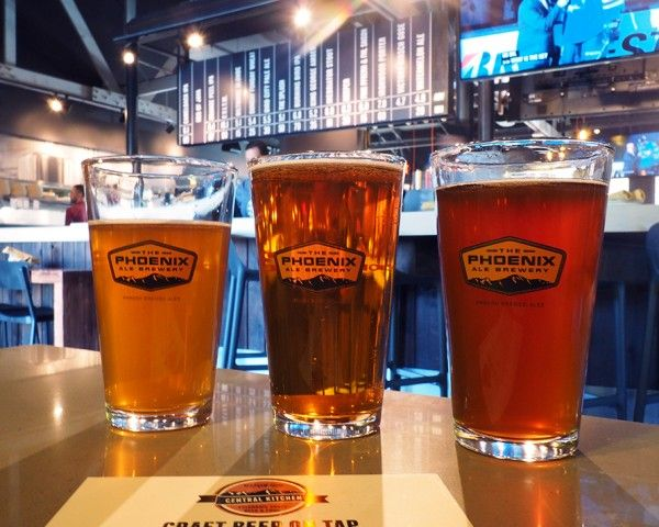 Get acquainted with the new kitchen of Phoenix Ale Brewery.